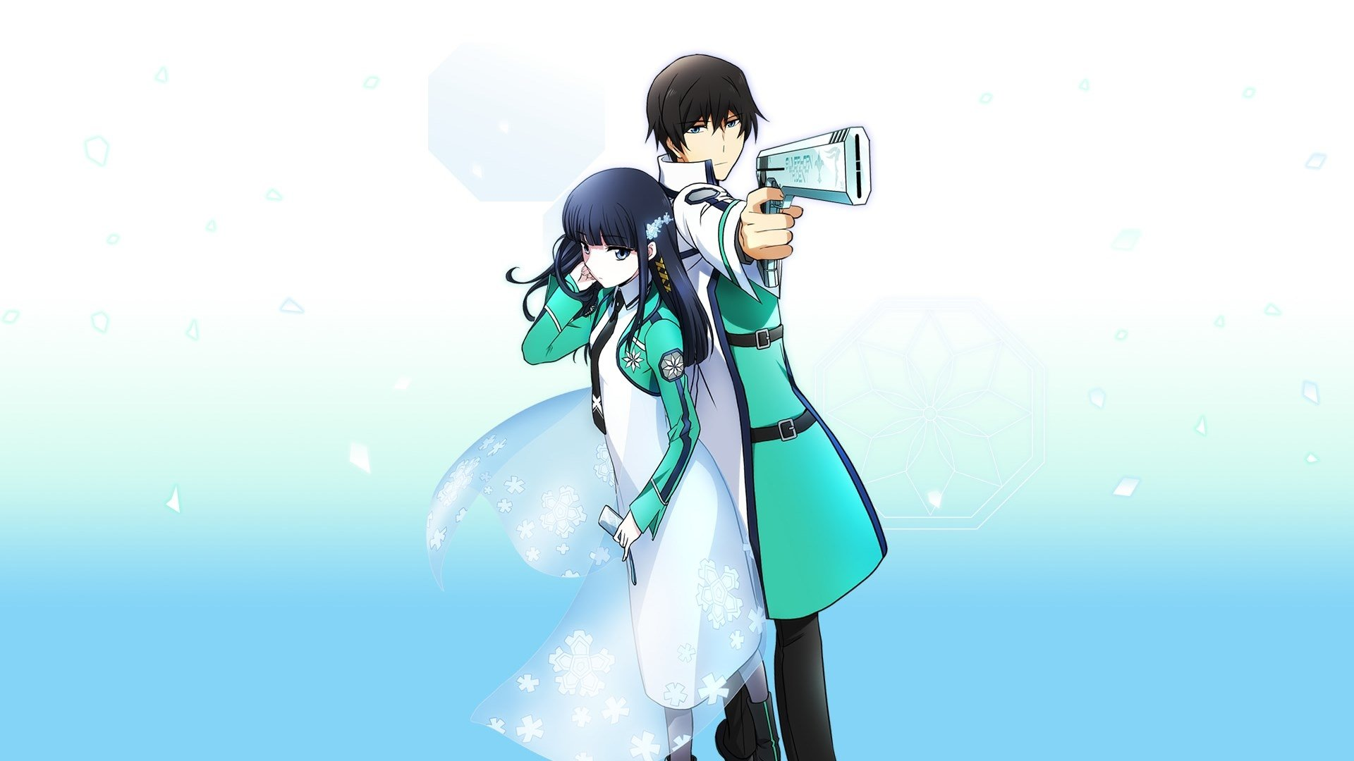 Anime Wallpapers The Irregular At Magic Toko Online Highschool HD 4K Download For Mobile iPhone & PC