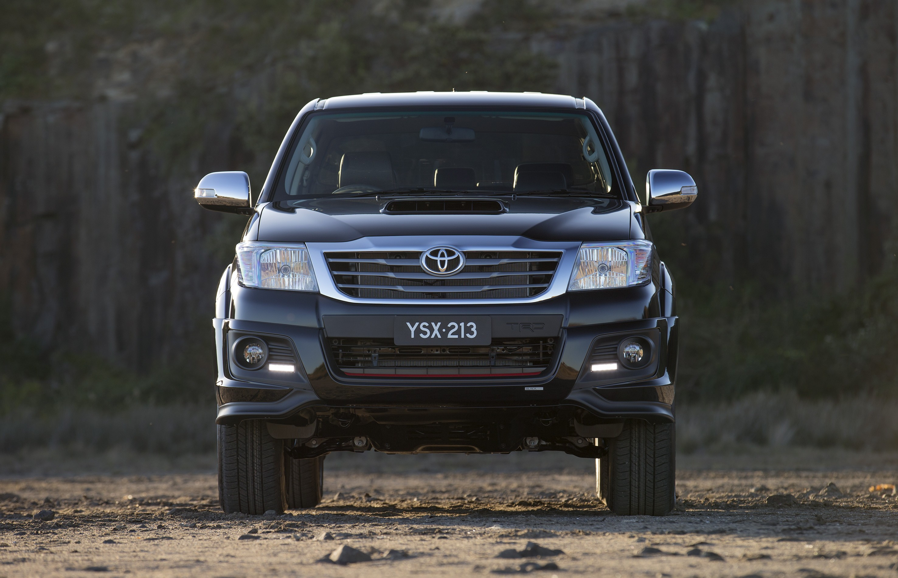 Toyota Hilux Hd Wallpaper Background Image 2953x1900 Id 548864