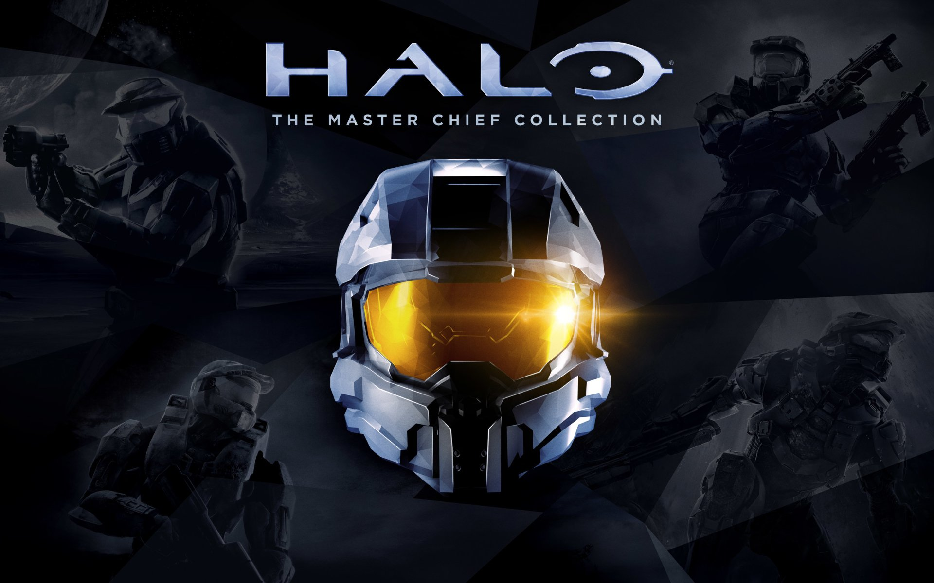 10 Halo The Master Chief Collection Hd Wallpapers Background Images