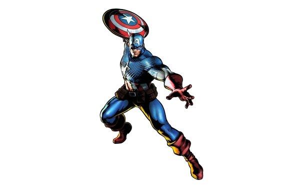 Comics Captain America HD Wallpaper | Background Image