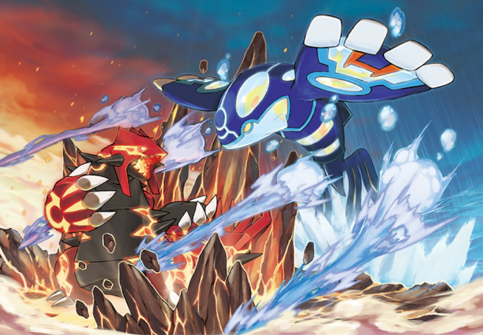 Pokémon Omega Ruby And Alpha Sapphire Computer Wallpapers ...