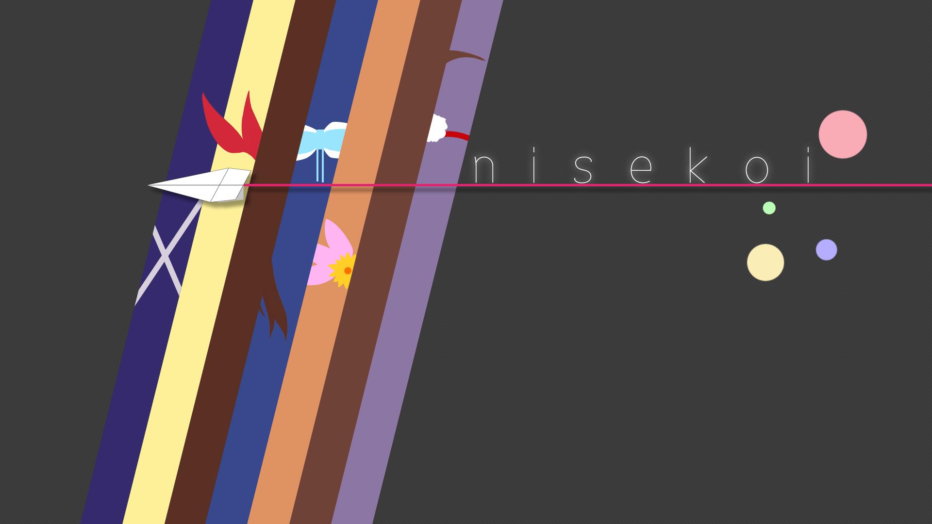 nisekoi wallpaper iphone