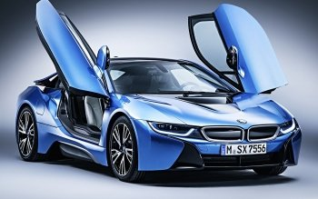 Charming BMW BMW I8 · HD Wallpaper | Background Image ID:549199