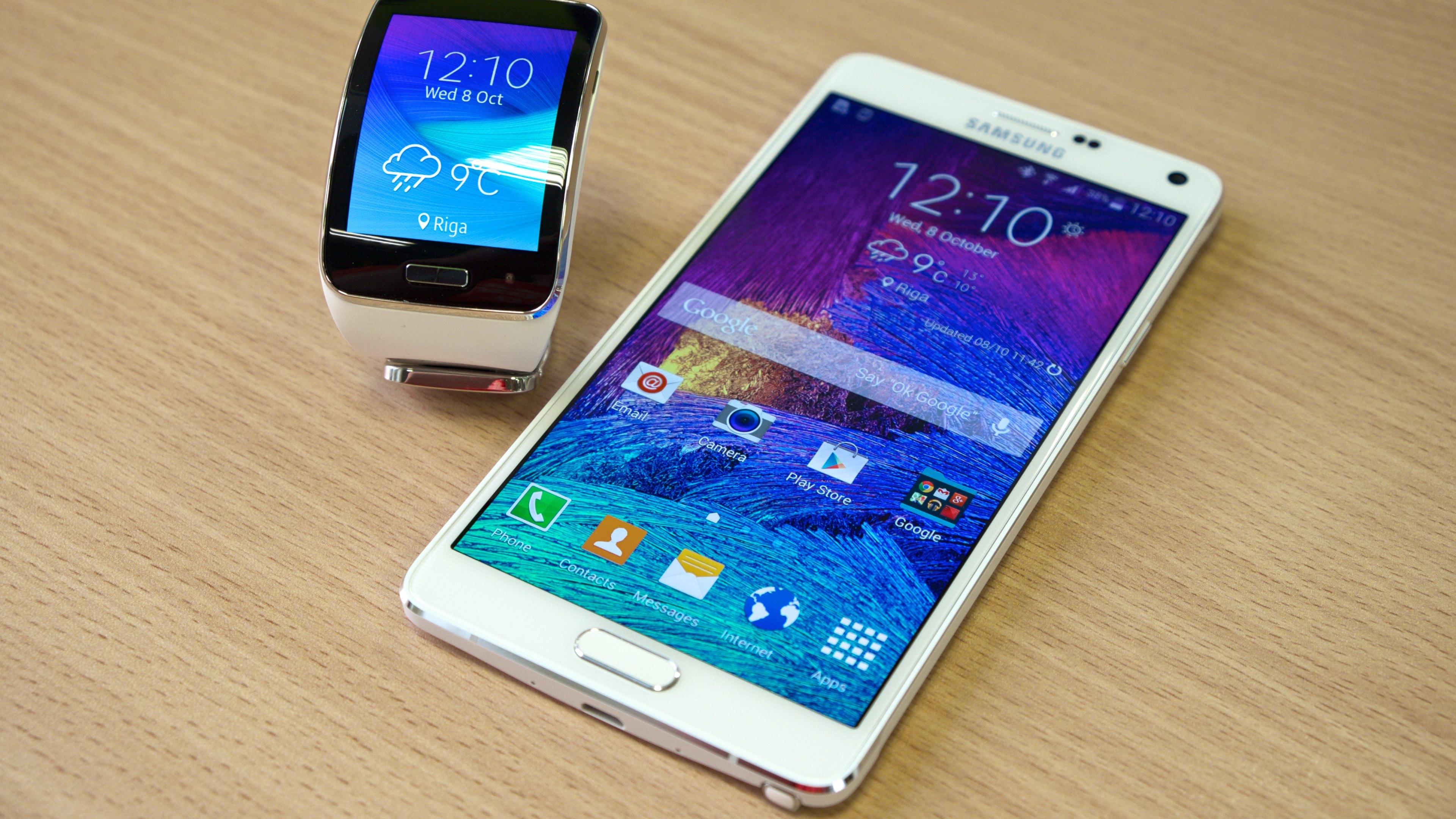 Samsung Galaxy 4k Ultra HD Wallpaper