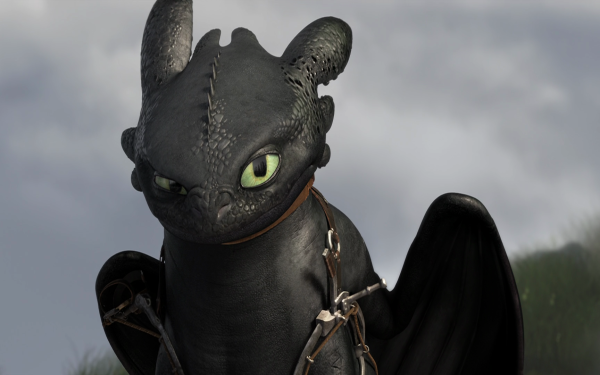 Movie How to Train Your Dragon 2 How to Train Your Dragon Toothless HD Wallpaper   Background Image