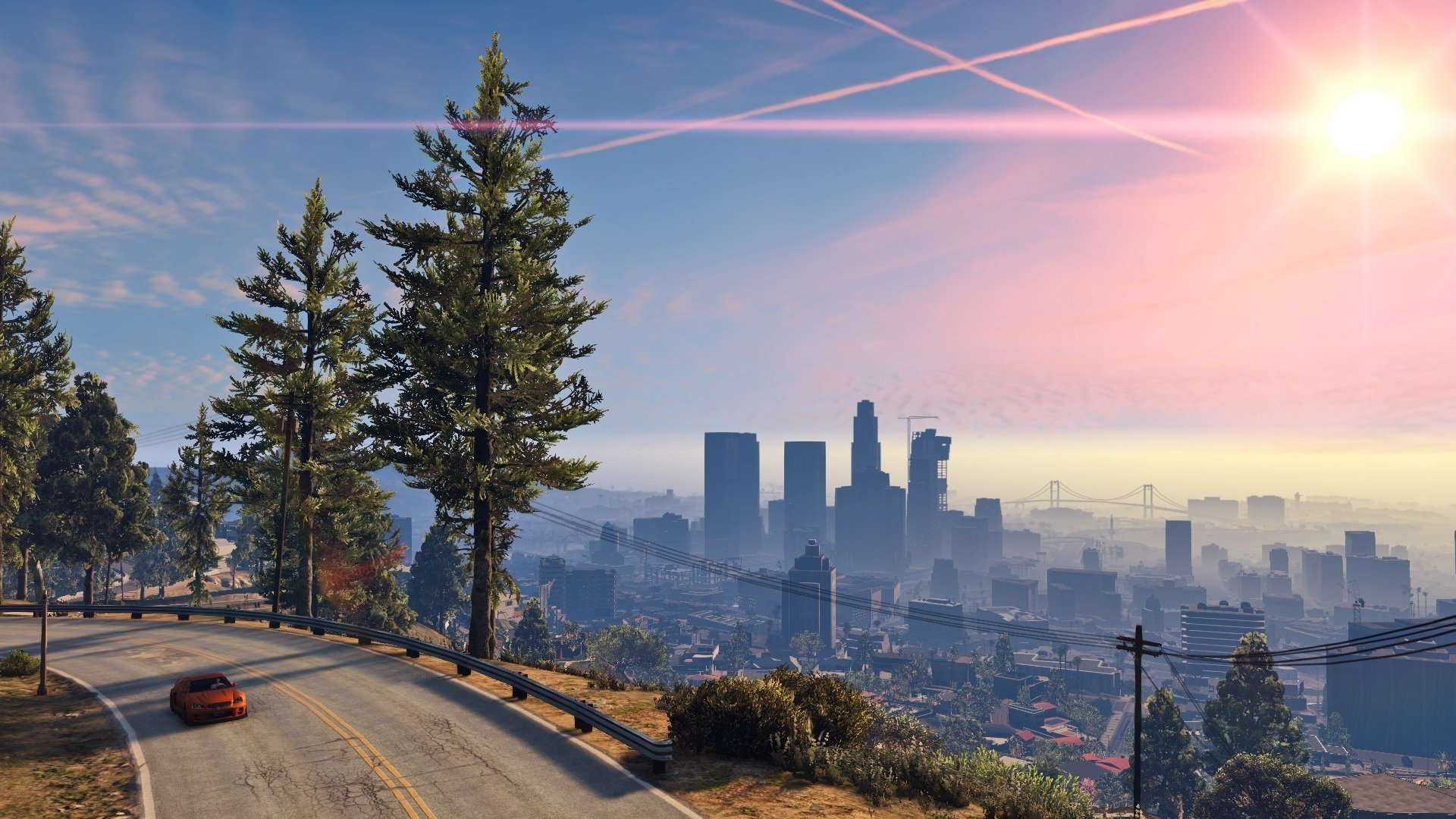 485 grand theft auto v hd wallpapers | background images - wallpaper