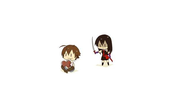 Anime Akame ga Kill! Akame Tatsumi HD Wallpaper | Background Image