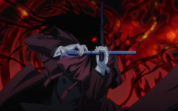 Anime Hellsing Alucard Fondo de pantalla HD | Fondo de Escritorio