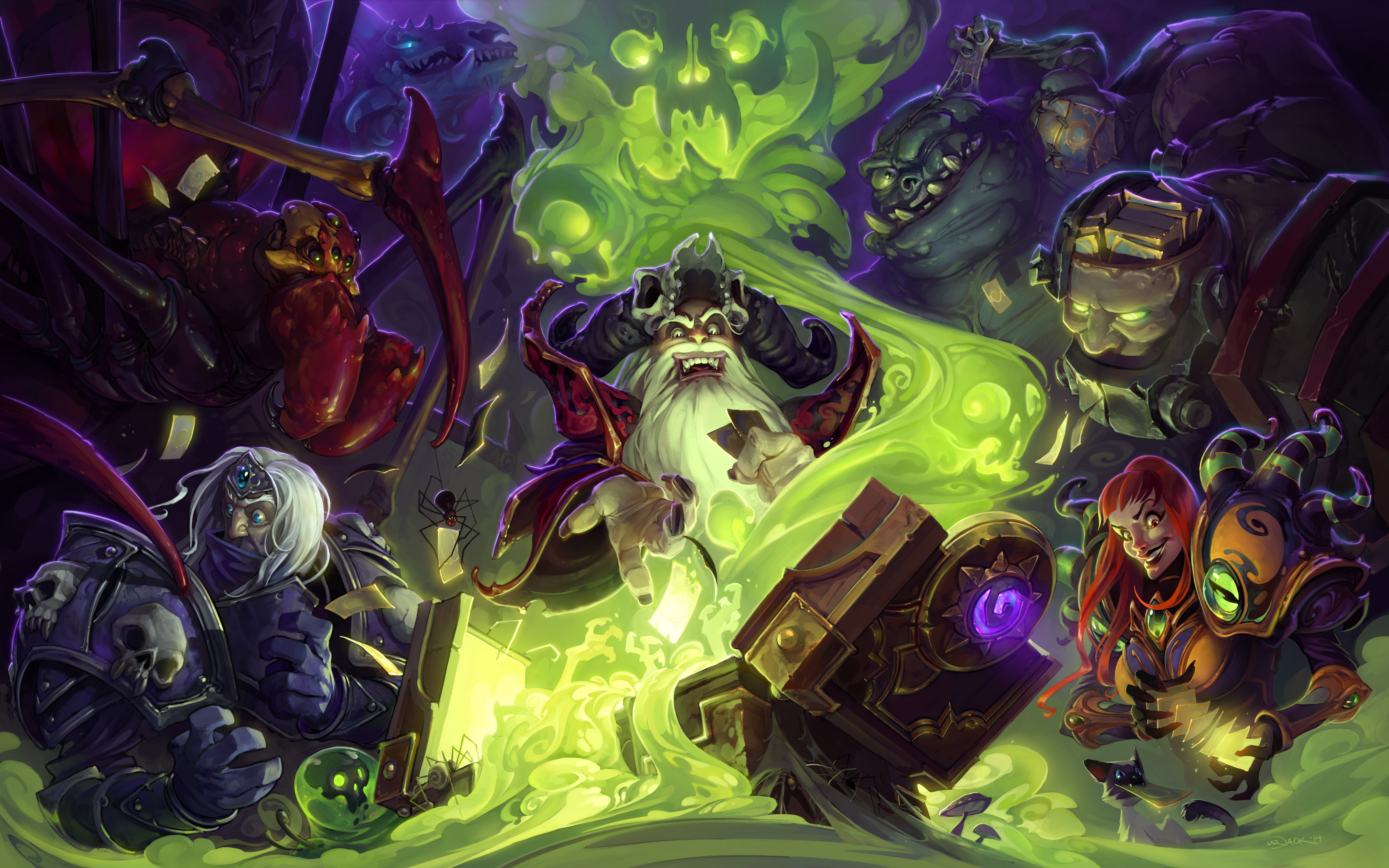 145 Hearthstone: Heroes of Warcraft HD