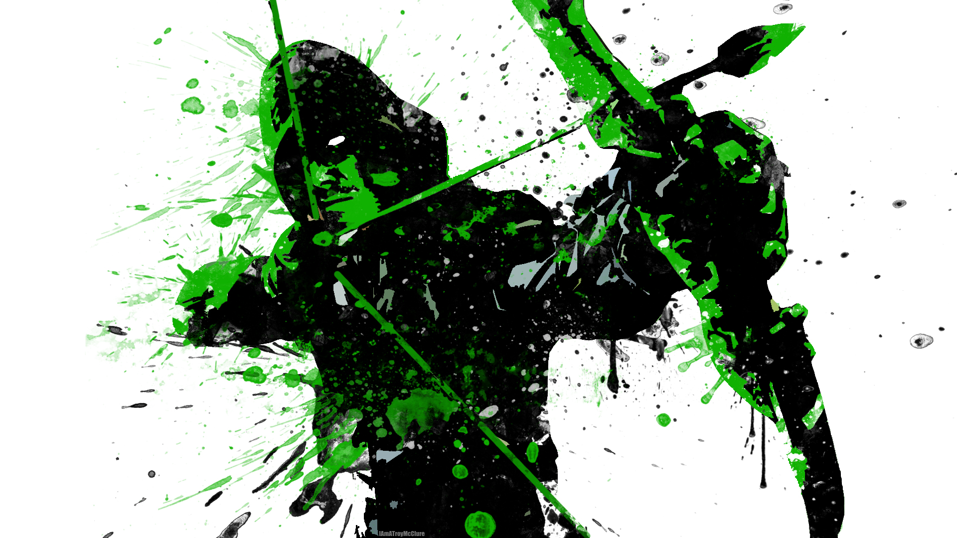 Çizgi Roman - Arrow  Arrow (Comics) Green Arrow Duvarkağıdı