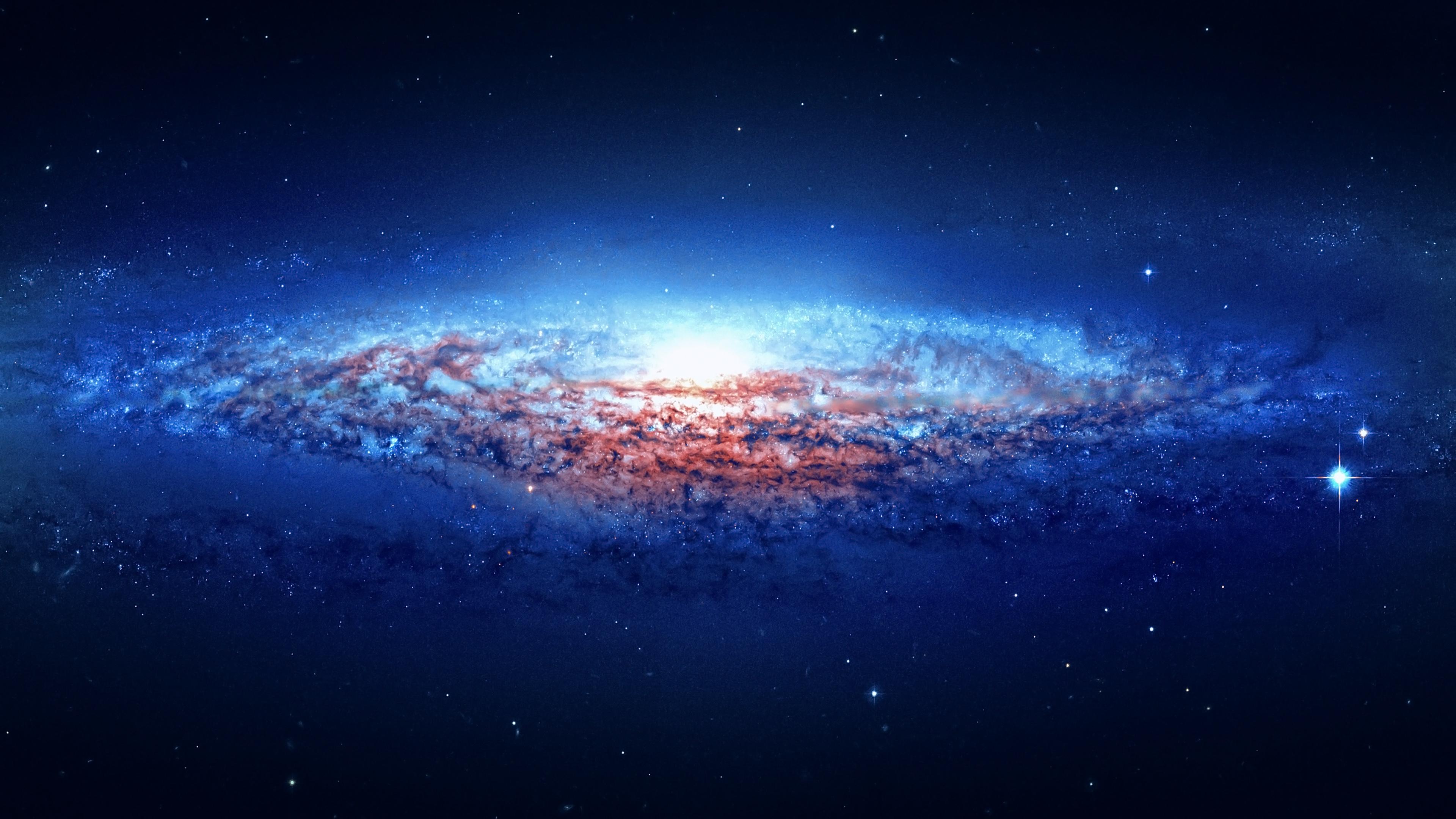 Nebulosa 4k Ultra Papel De Parede HD