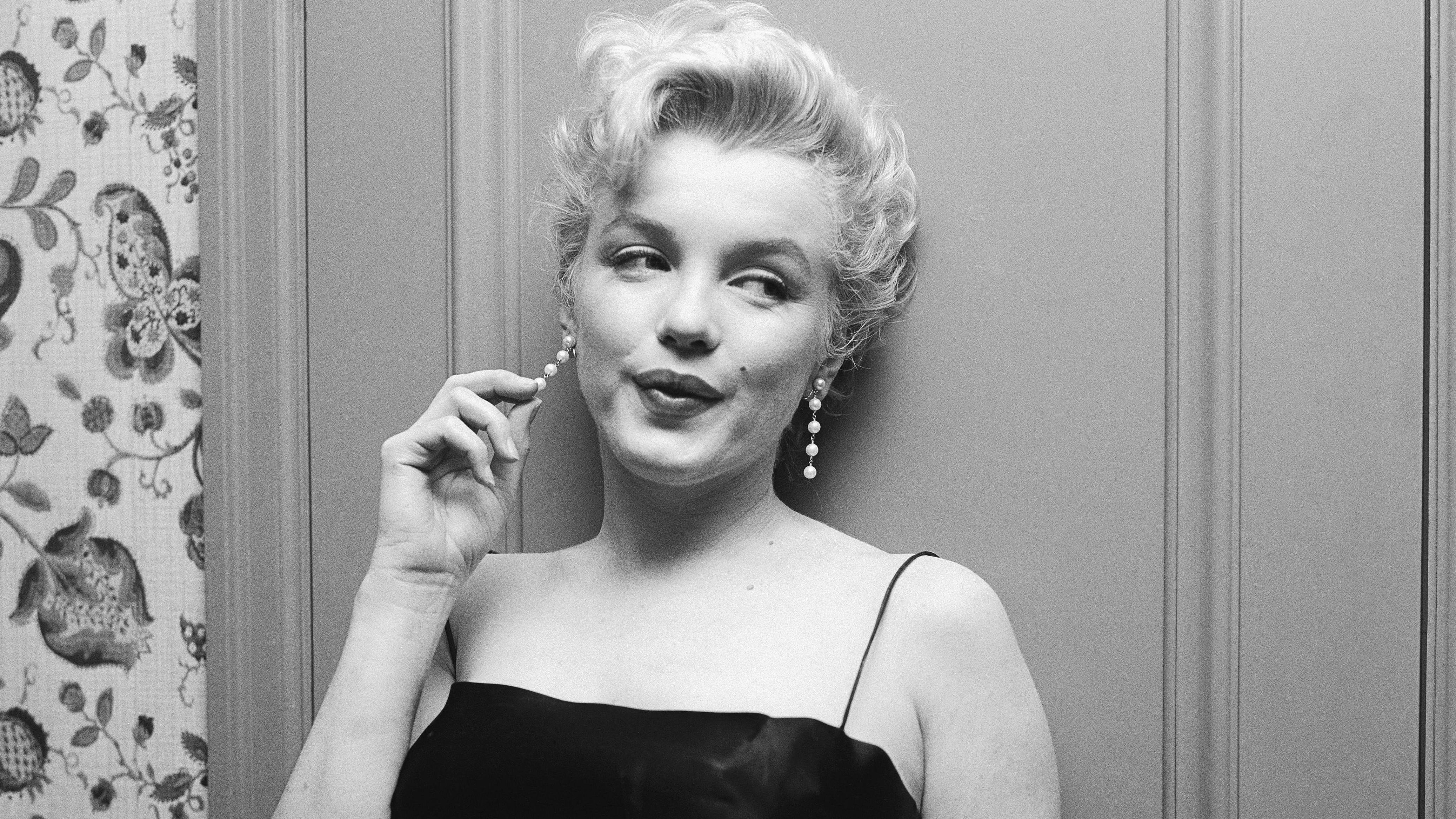 Marilyn Monroe 4k Ultra HD Duvar kağıdı | Arka plan ...