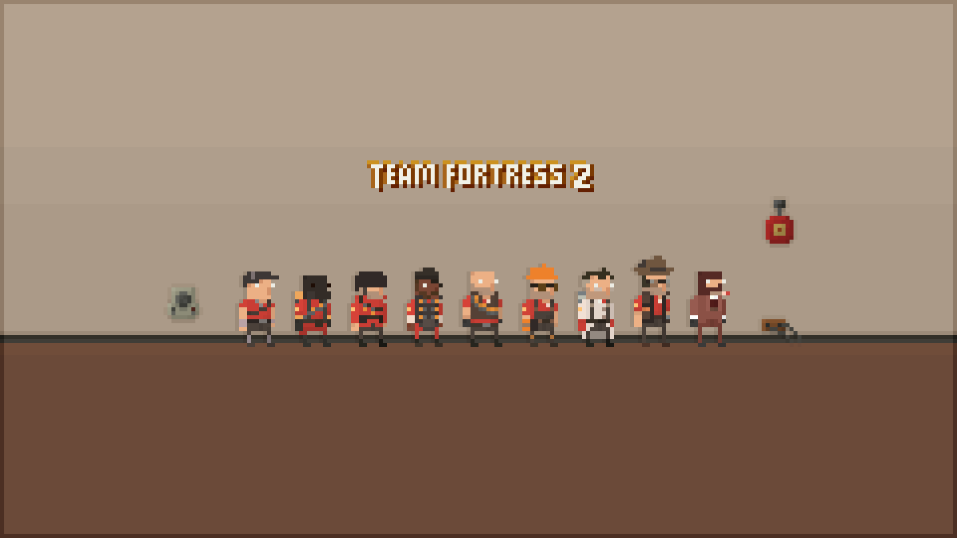 Team Fortress 2 Hd Wallpaper Background Image 1920x1080 Id