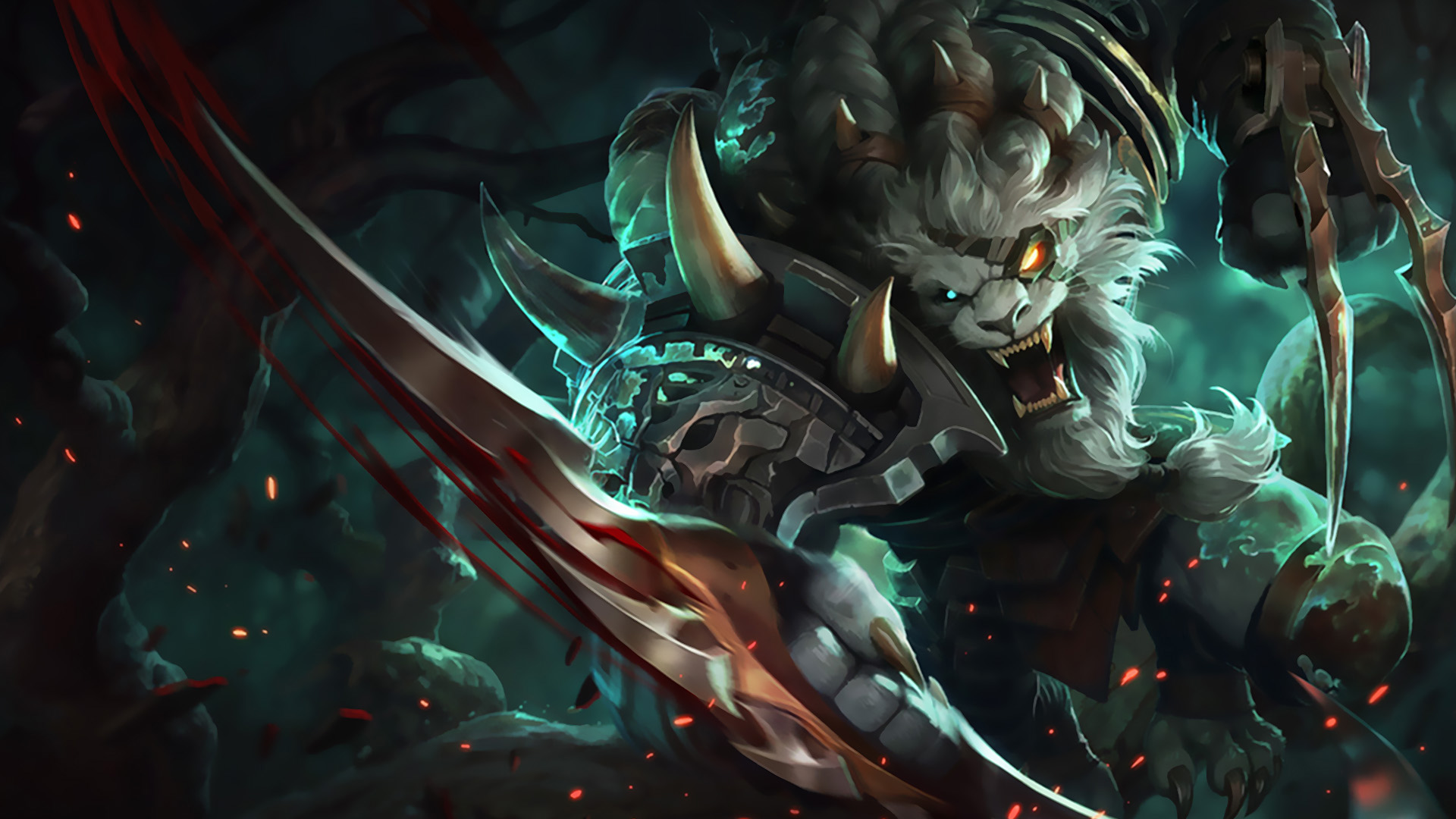 League Of Legends Hd Wallpaper Background Image 1920x1080 Id
