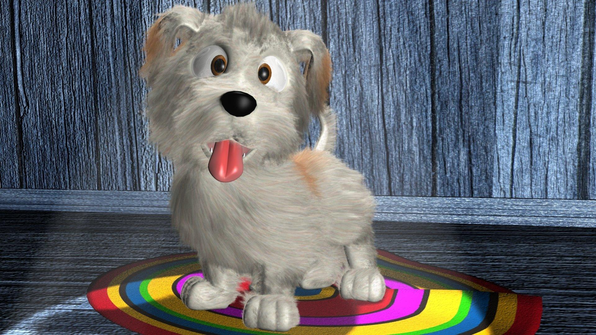 Cartoon Dog HD Wallpaper | Background Image | 1920x1080 ...