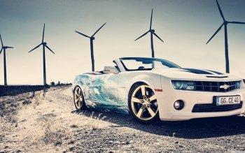 32 4K Ultra HD Chevrolet Camaro Wallpapers