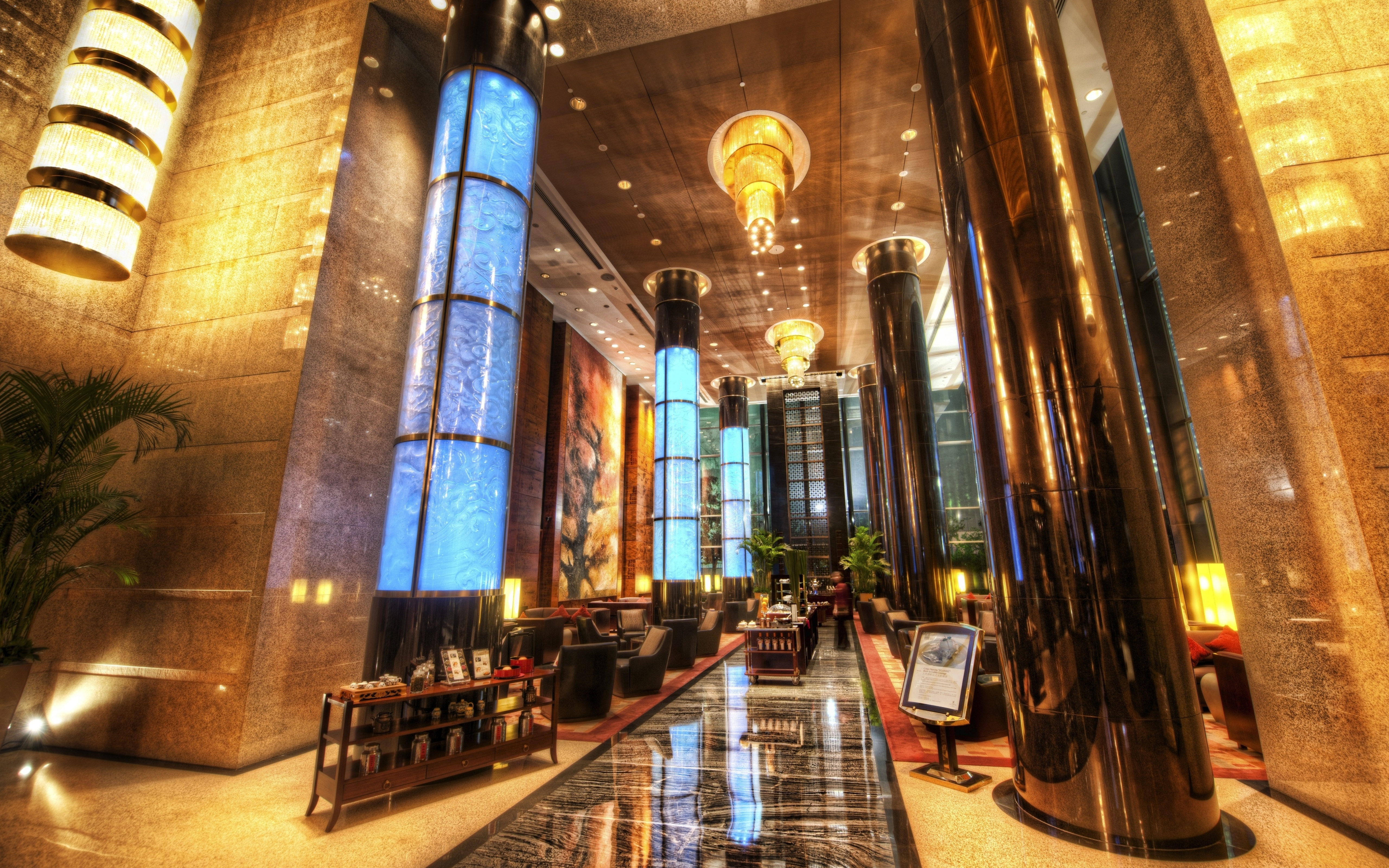 1 Grand Millenium Hotel Hd Wallpapers Background Images