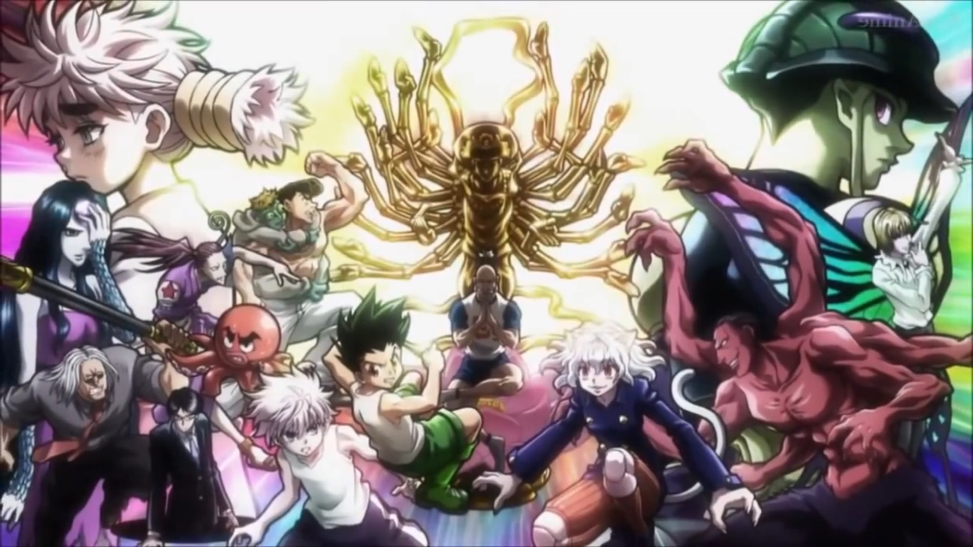 Hunter X Hunter Hd Wallpaper Background Image 1920x1080 Id