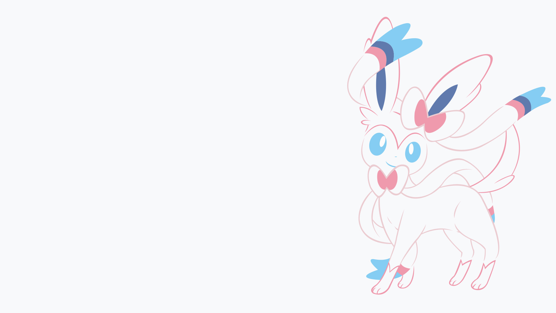 Sylveon Full HD Wallpaper And Background Image