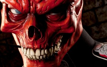 11 Red Skull HD Wallpapers | Background