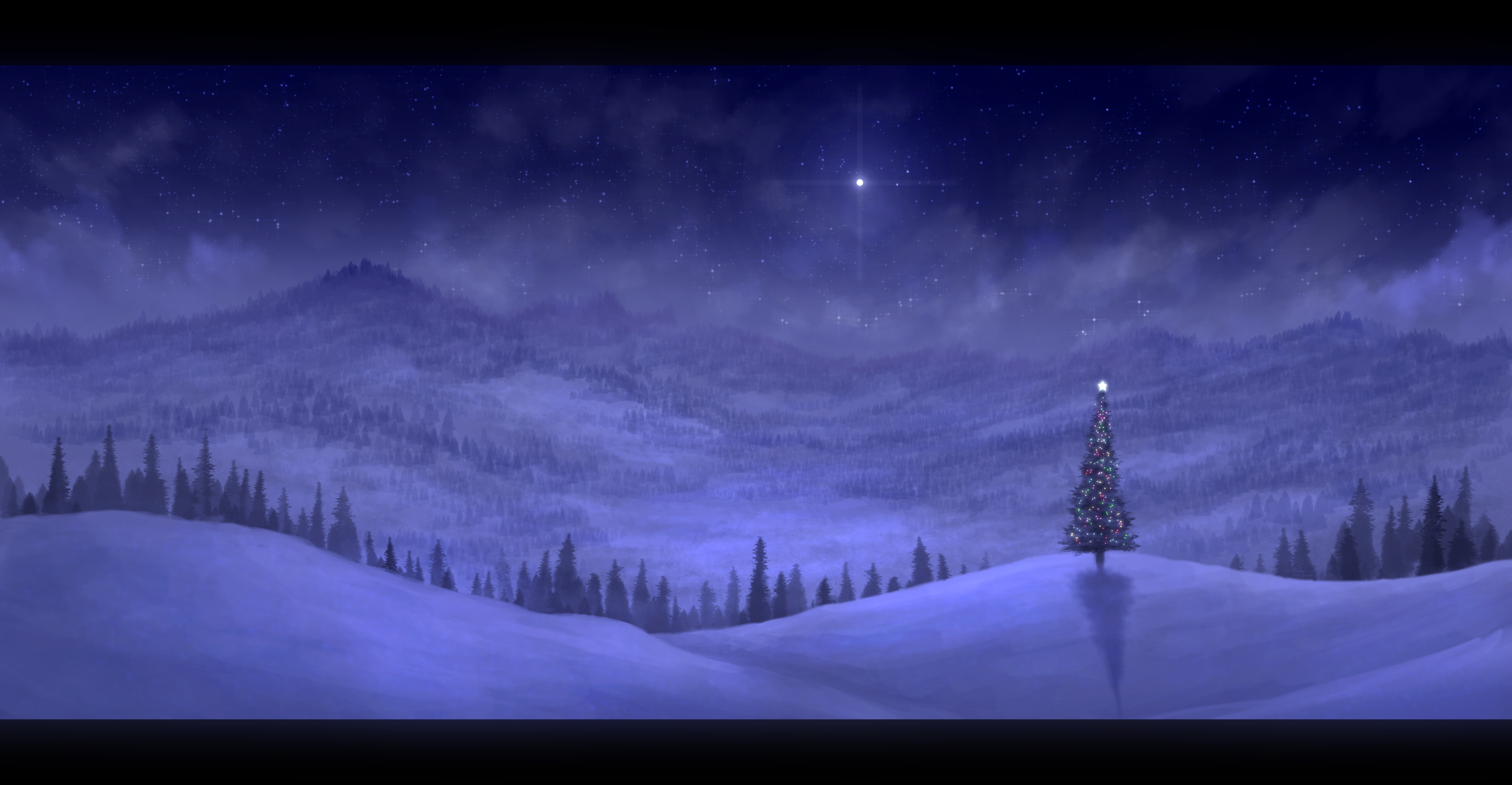 Must see Wallpaper Mountain Christmas - 563333  Pictures_952957.png