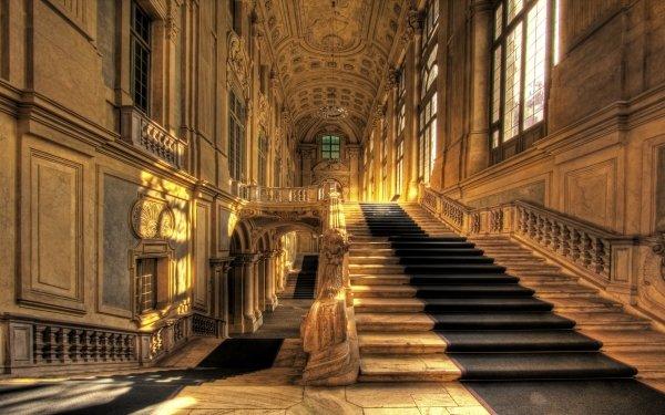 Man Made Palazzo Madama, Turin Palaces Italy HD Wallpaper | Background Image