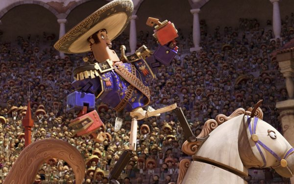 Movie The Book of Life Joaquin HD Wallpaper | Background Image