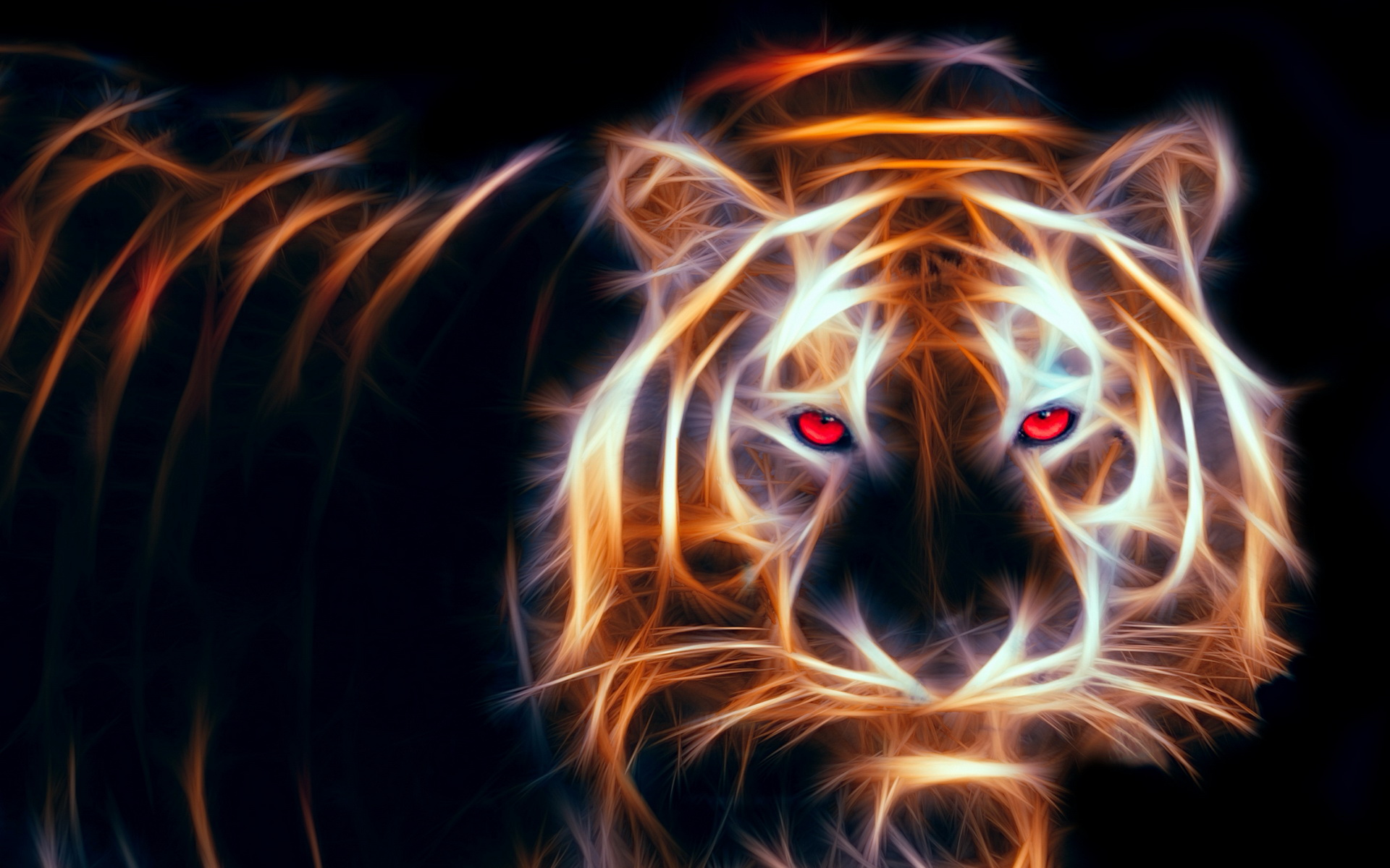 Tiger HD Wallpaper | Background Image | 1920x1200 | ID ...