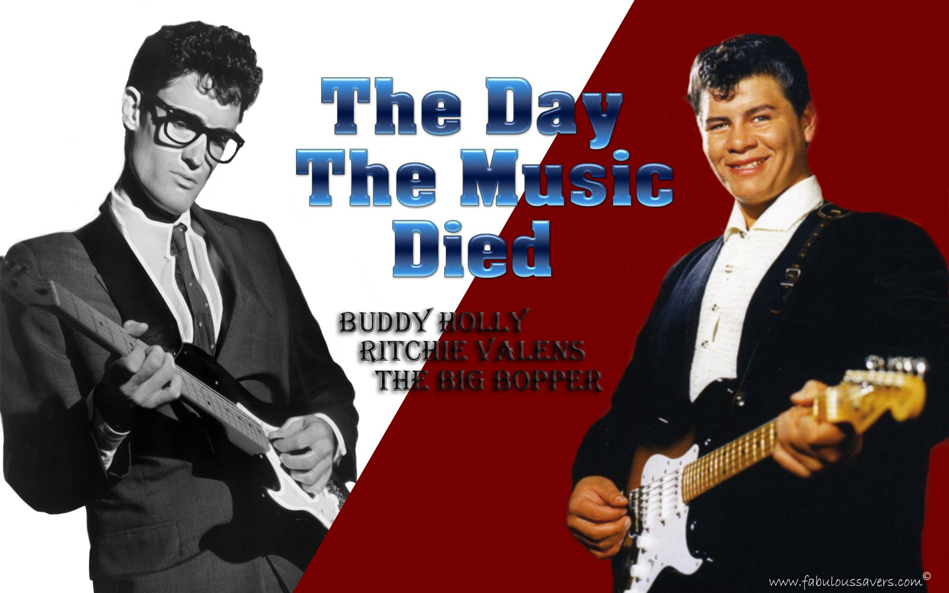 The Day The Music Died Day Full HD Wallpaper and ...
