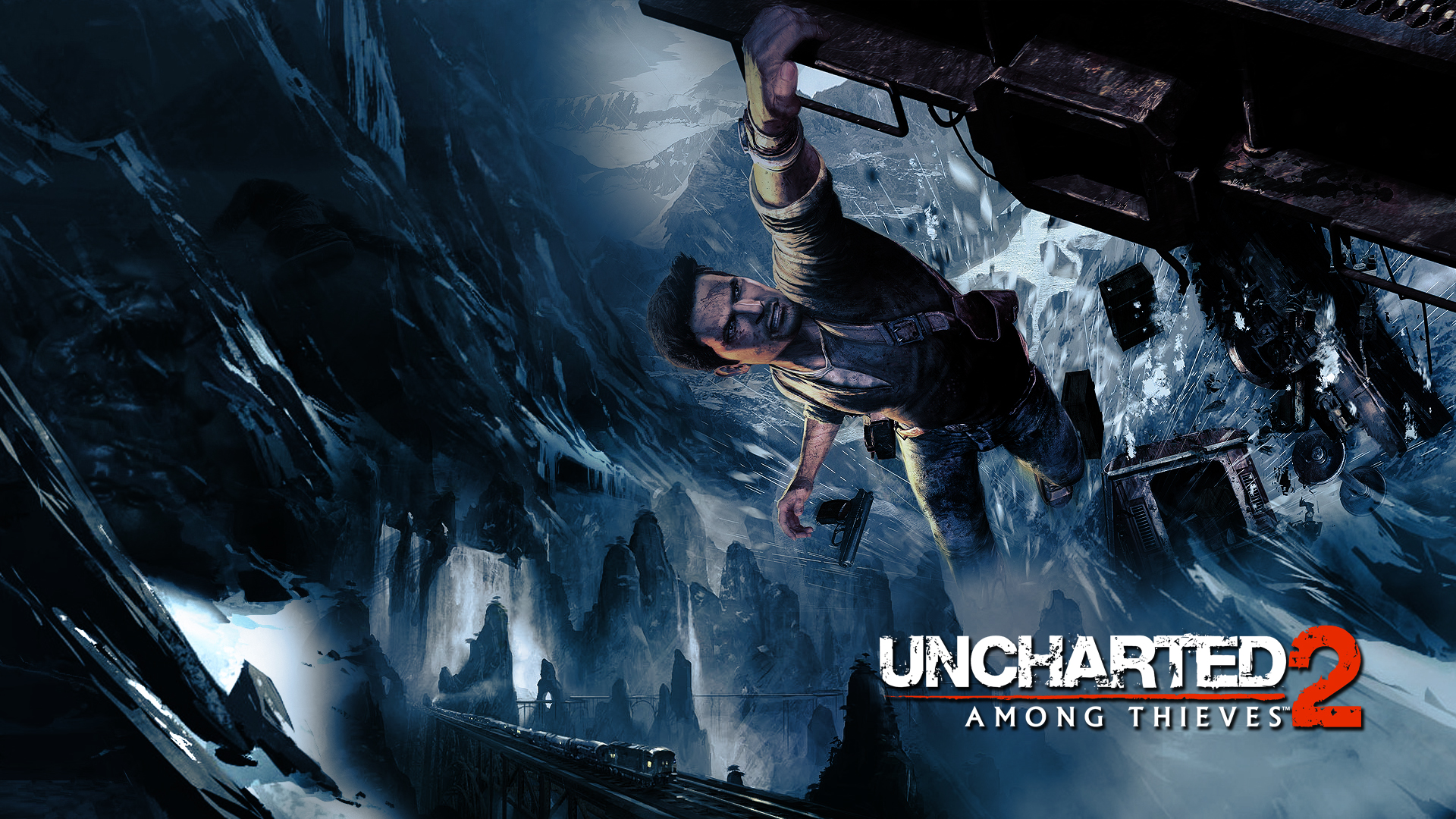 Uncharted 2 Among Thieves Wallpaper Full HD And
