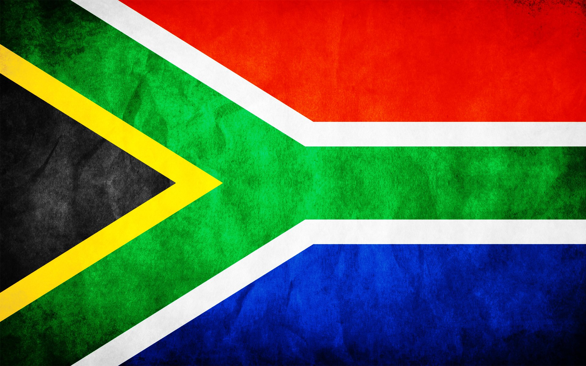 Flag Of South Africa Papel De Parede Hd  Plano De Fundo -3385