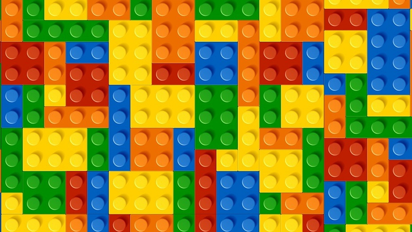 Mural Wall Art Products Lego Wallpaper