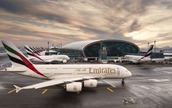 33 Airbus A380 HD Wallpapers