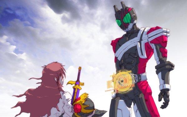 Anime Kamen Rider HD Wallpaper   Background Image