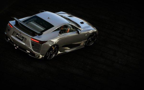 Véhicules Lexus LFA Lexus Fond d'écran HD | Image