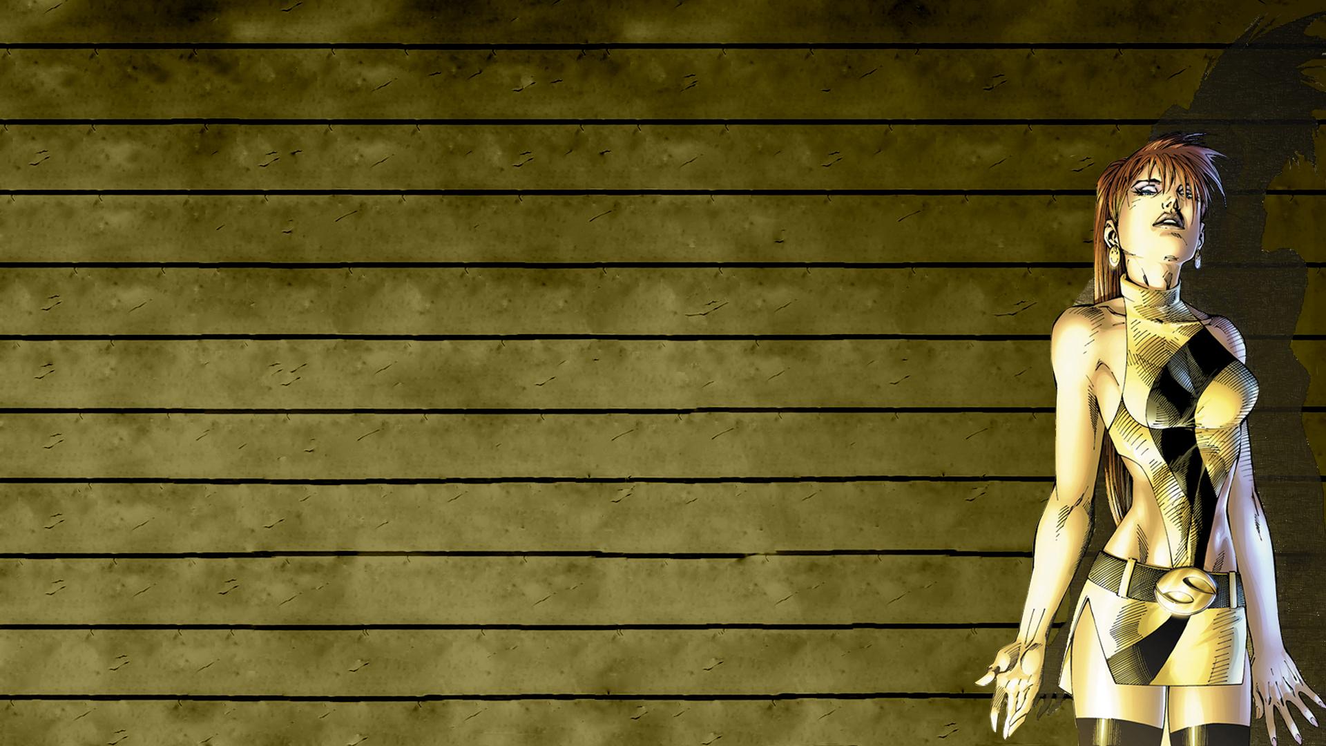 Before Watchmen: Silk Spectre Full HD Wallpaper and ...