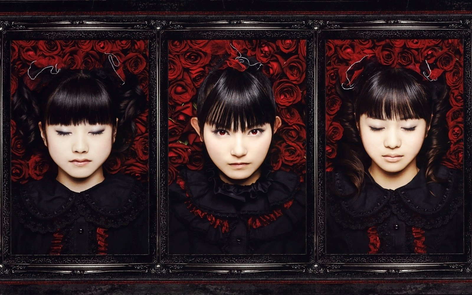 Babymetal Wallpaper And Background Image 1600x1000 Id 572550