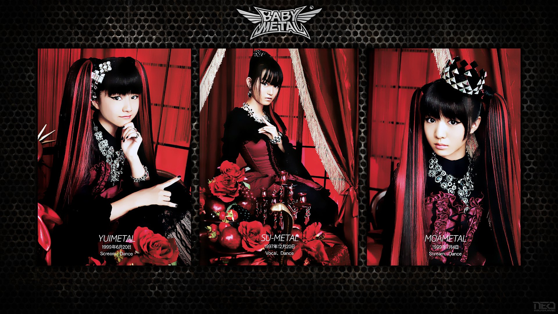 46 Babymetal Hd Wallpapers Background Images Wallpaper Abyss