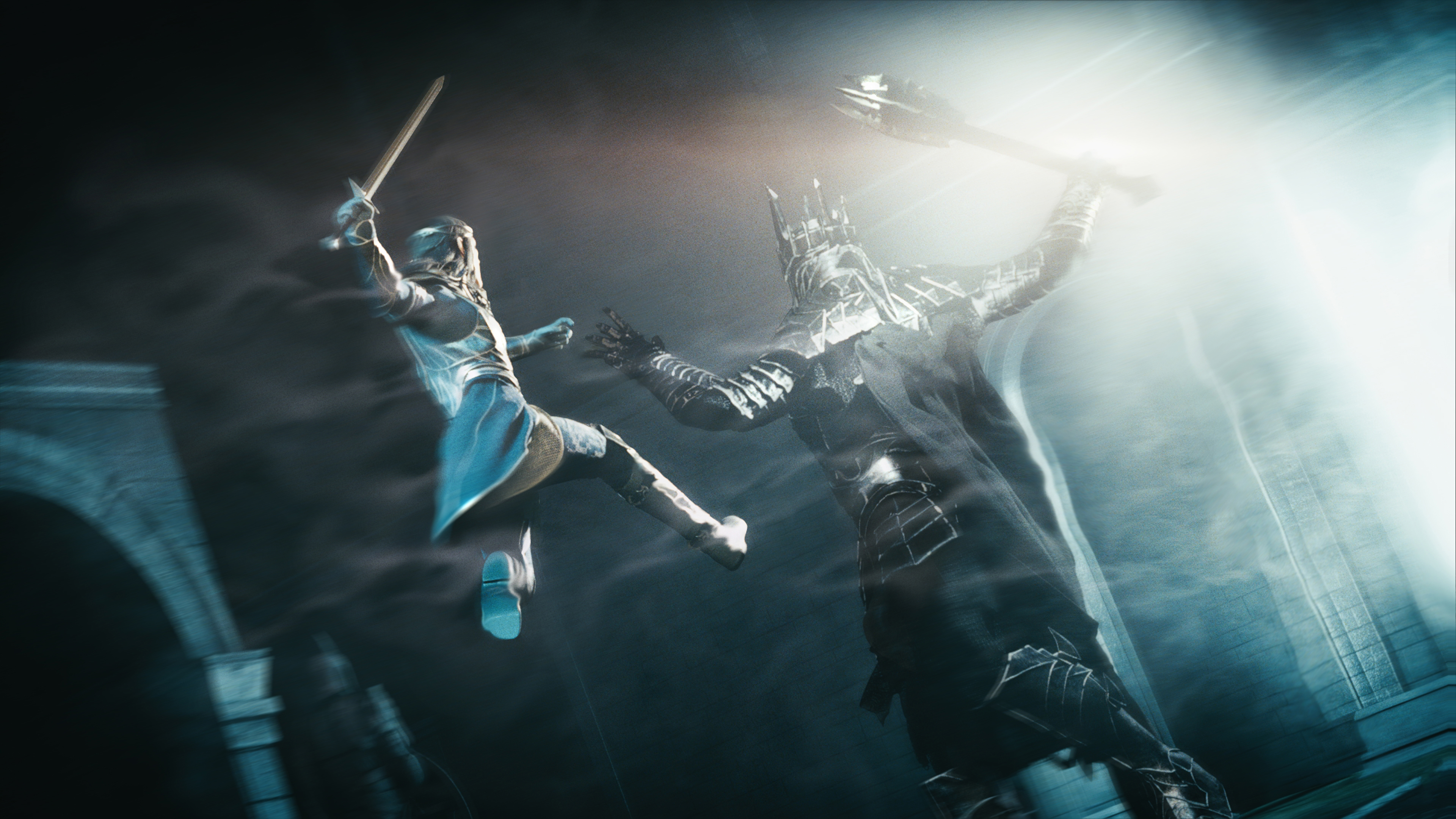 104 Middle Earth Shadow Of Mordor Hd Wallpapers Background