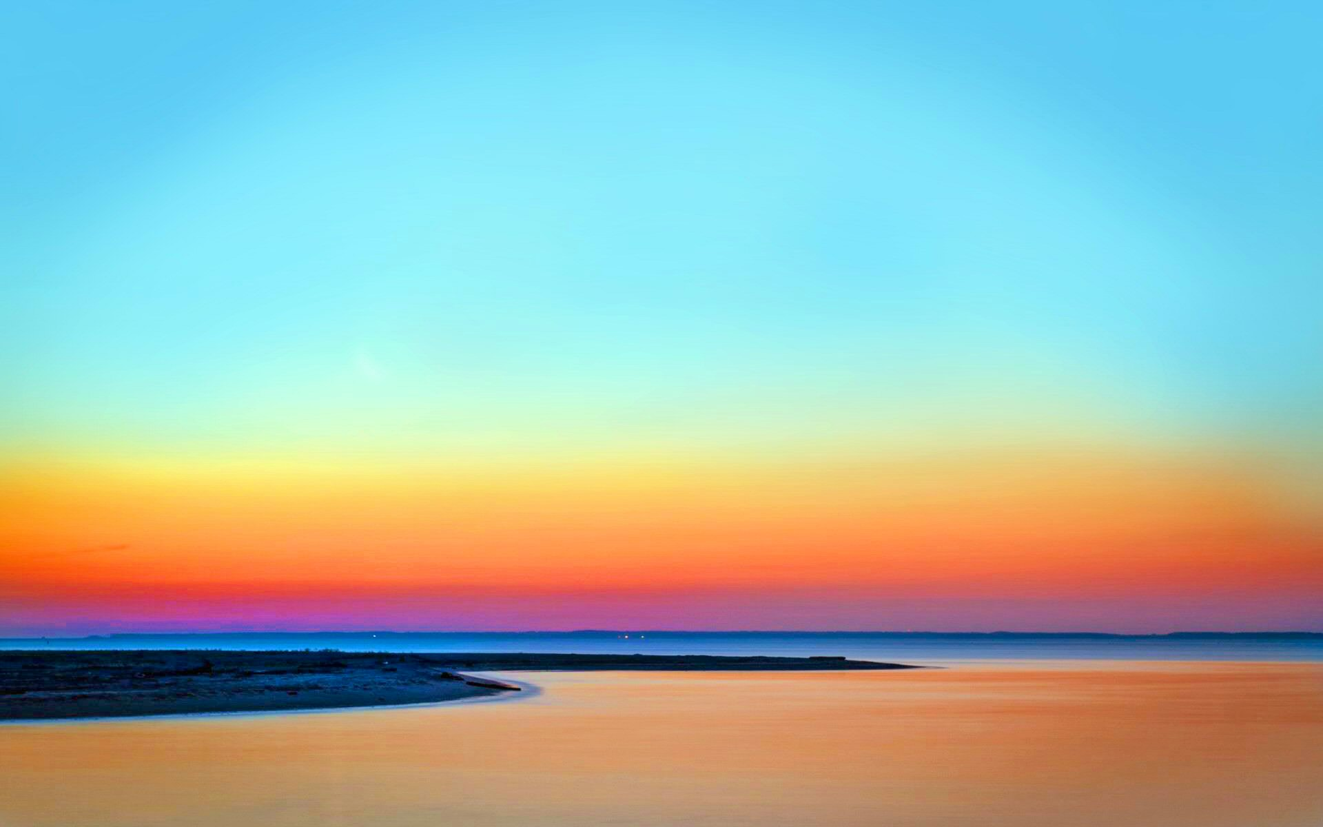 Scenic Beach Hd Photo Wallpaper: Scenic HD Wallpaper
