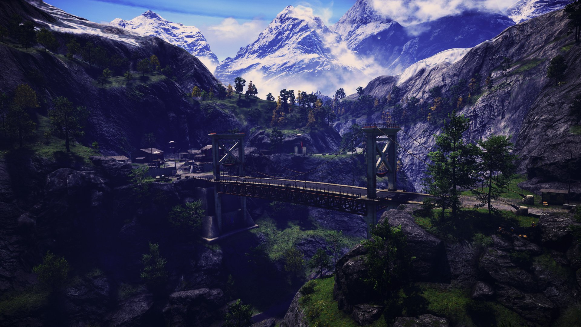 Far cry 4 bridge wallpaper 4k 4k ultra hd wallpaper - Desktop wallpaper 4k ...