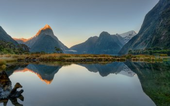 10 Milford Sound Hd Wallpapers Background Images Wallpaper Abyss