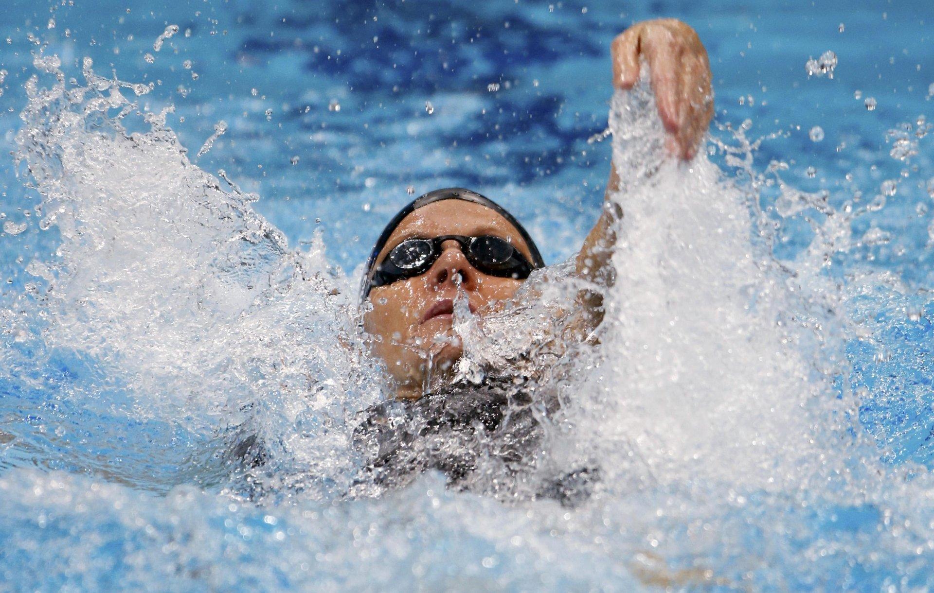 Sport Wallpaper Swim: Swimming HD Wallpaper