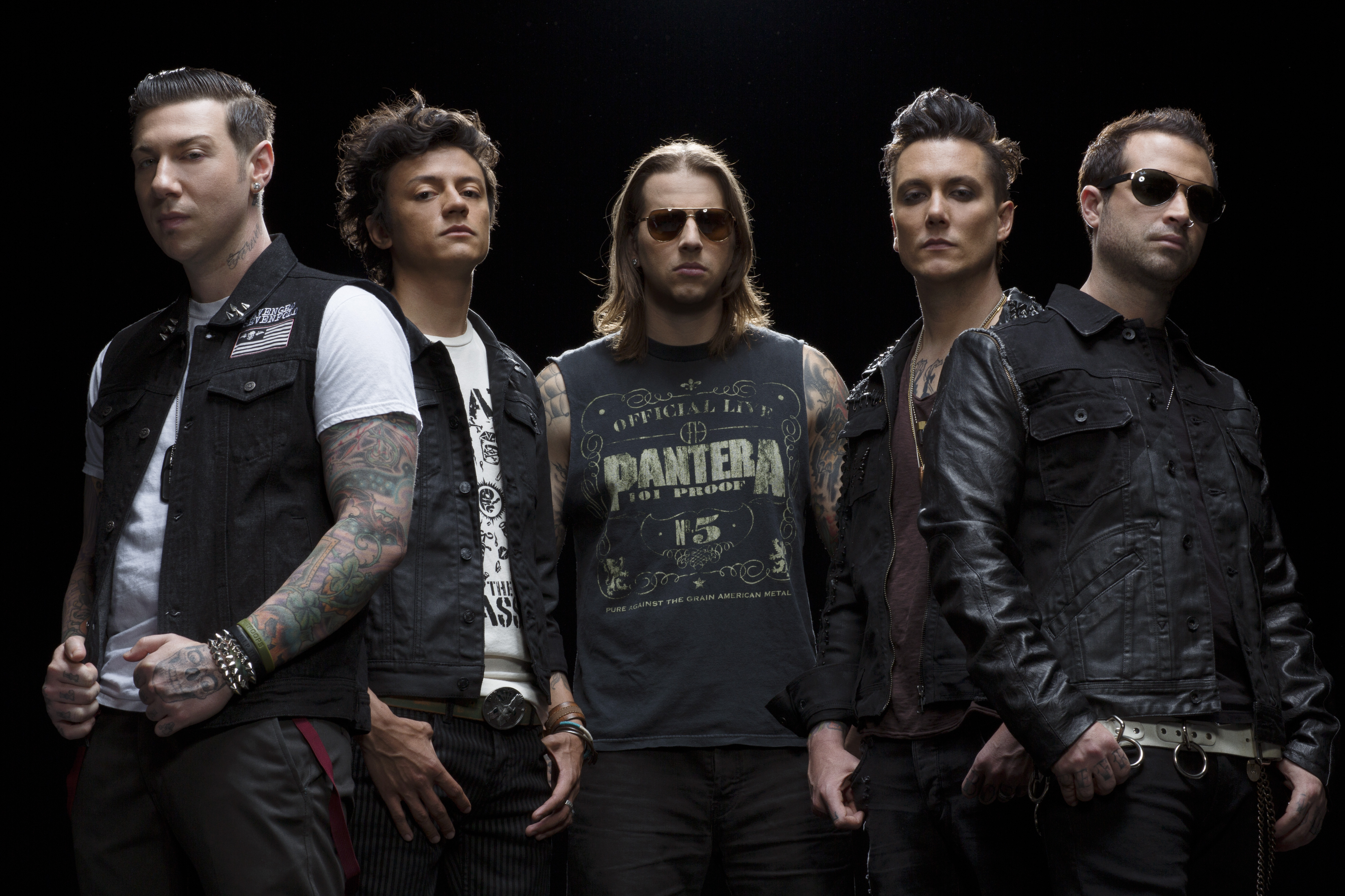 23 Avenged Sevenfold Hd Wallpapers Background Images Wallpaper