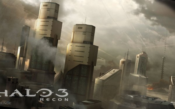Video Game Halo 3 Halo HD Wallpaper   Background Image
