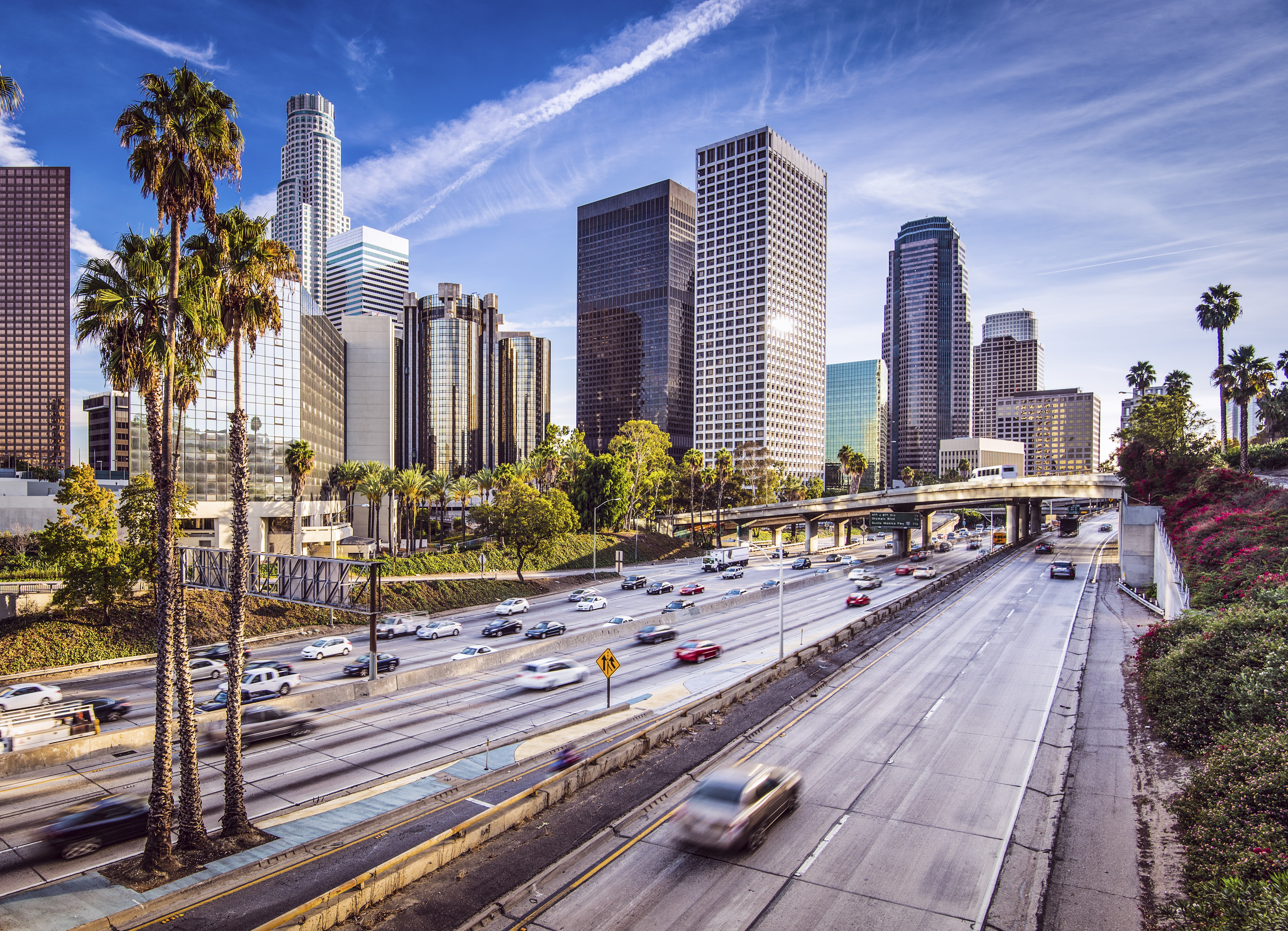 42 Los Angeles Hd Wallpapers Background Images Wallpaper