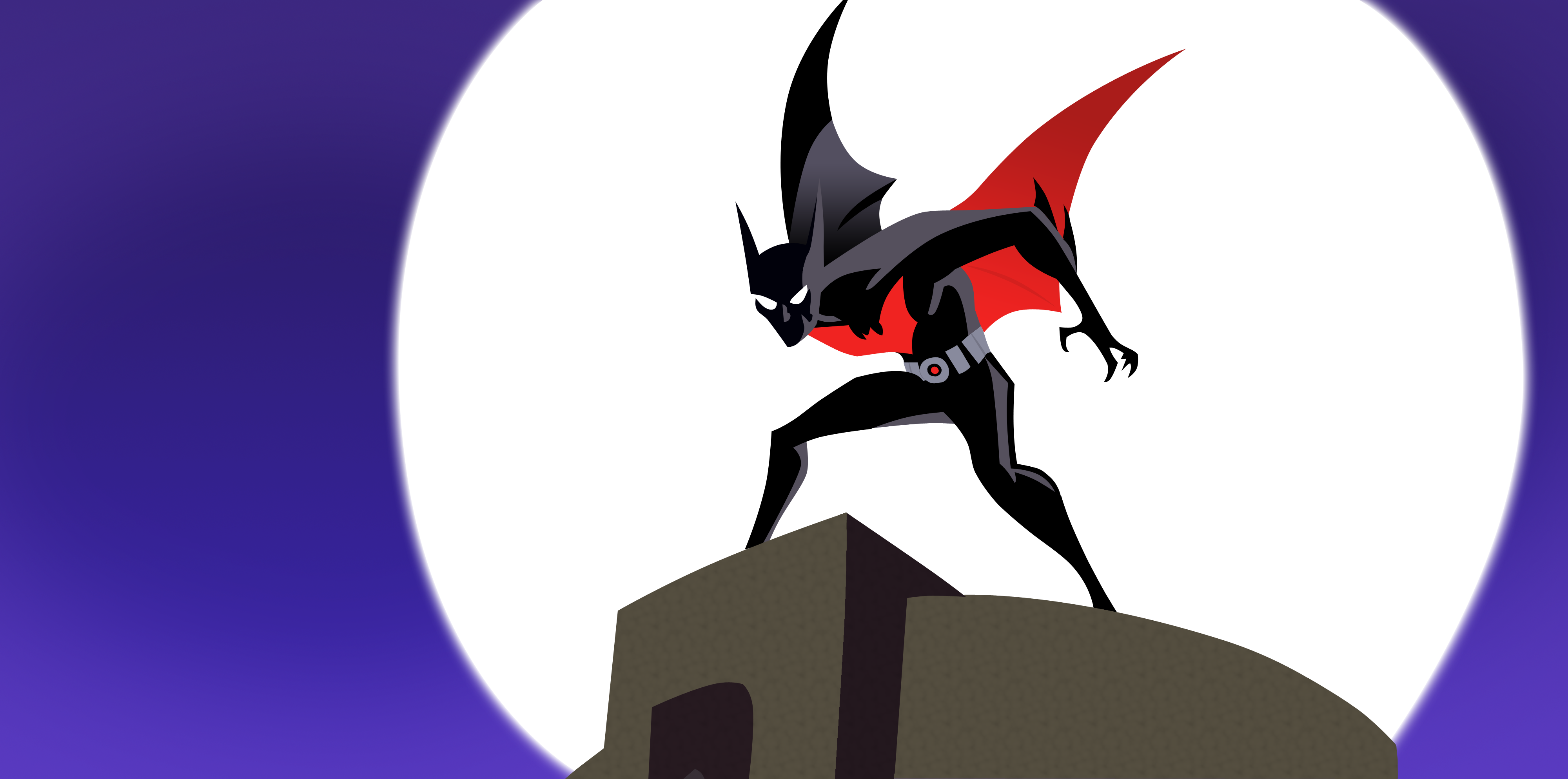 Batman Beyond HD Wallpaper | Background Image | 4000x1988 ...