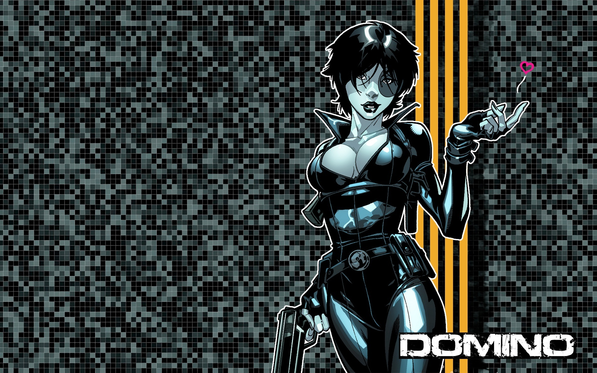 Domino Wallpaper And Background 1901x1188 Id 581525 HD Wallpapers Download Free Images Wallpaper [1000image.com]