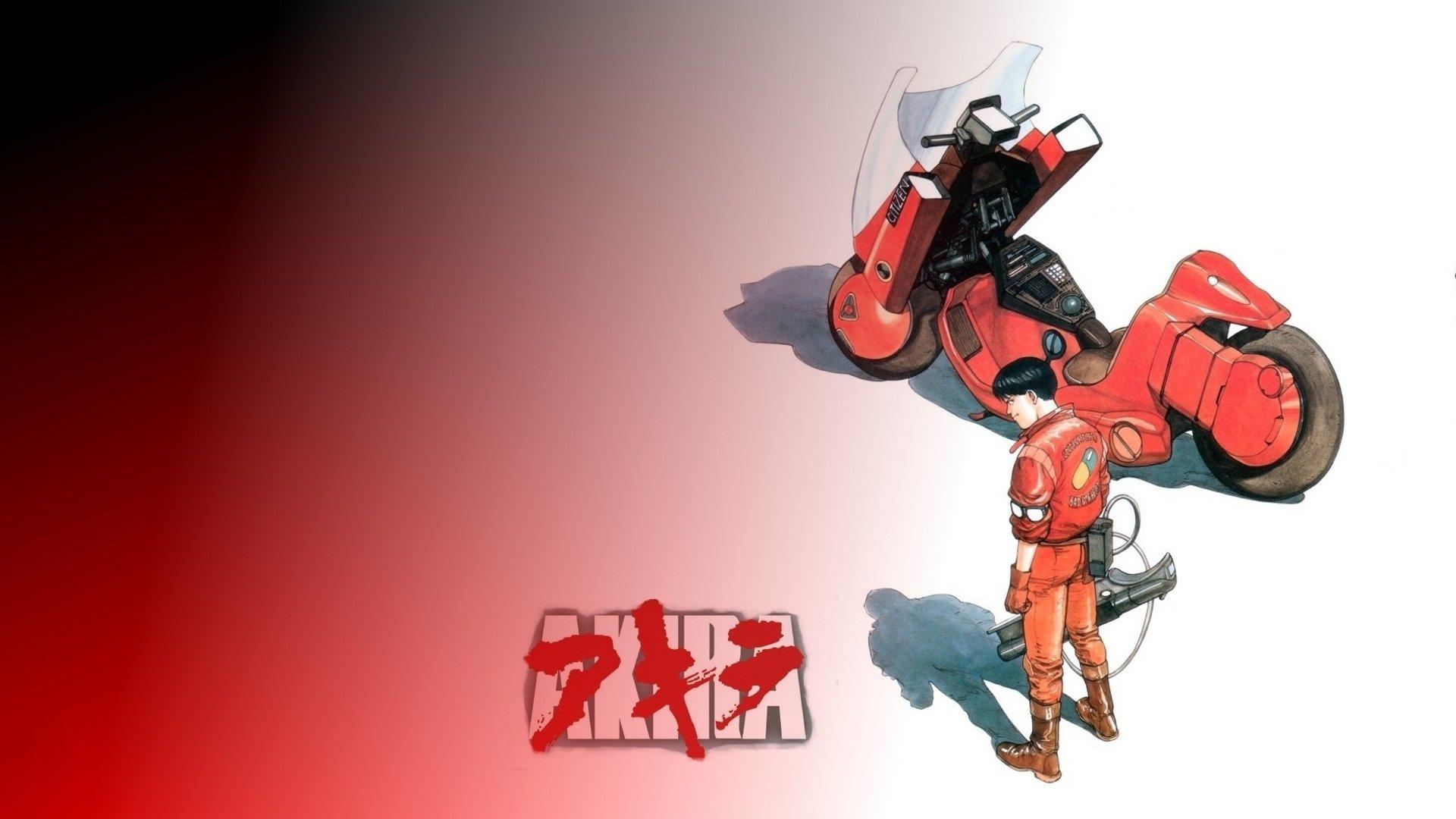 Anime - Akira  Fond d'écran