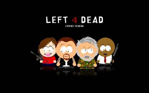 Humor Left 4 Dead Left 4 Dead 2 HD Wallpaper | Background Image